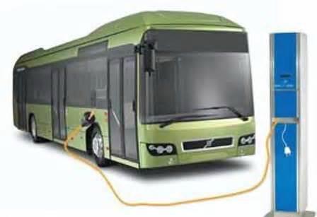 اتوبوس الکتریکی