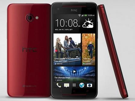 بررسی دقیق گوشی HTC Butterfly S
