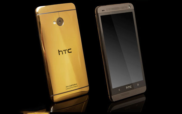 HTC One طلاي