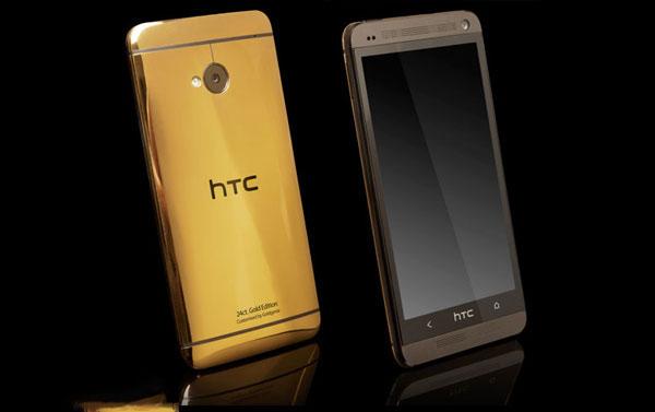 HTC One  طلای