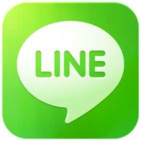 اپلیکیشن پیام رسانی Line