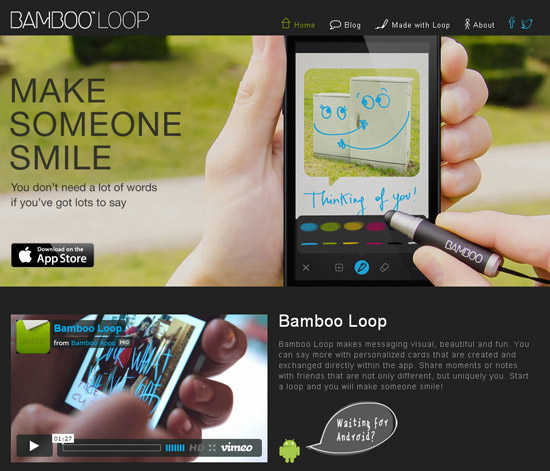 اپلیکیشن Bamboo Loop