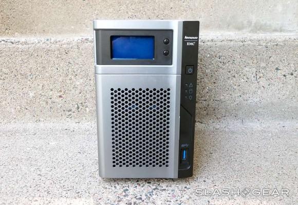 دستگاه پرقدرت ذخیره سازی اطلاعات شبکه