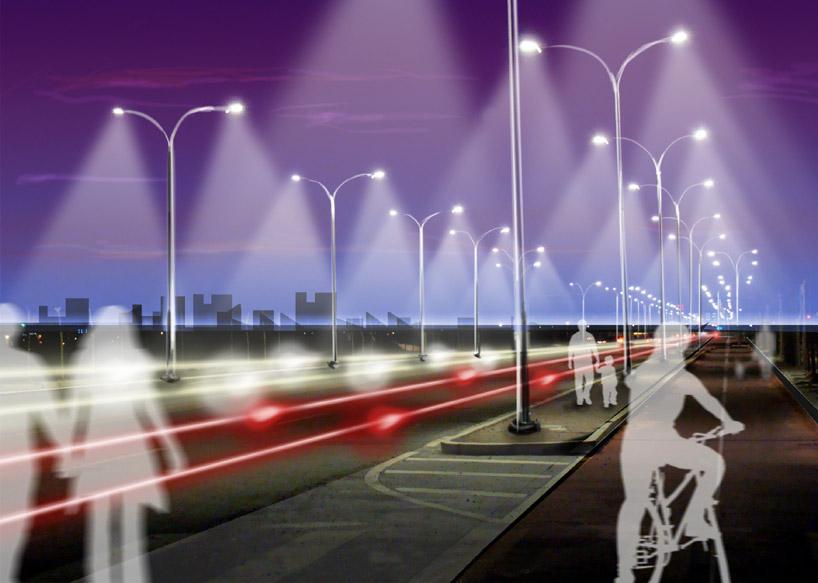 معرفی Tvilight: سیستم روشنایی خیابانی هوشمند