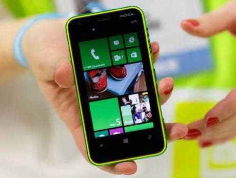 Lumia 620 نوکیا