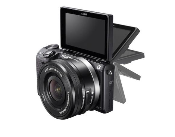 دوربین 16.1 مگاپیکسلی سونی NEX-5T