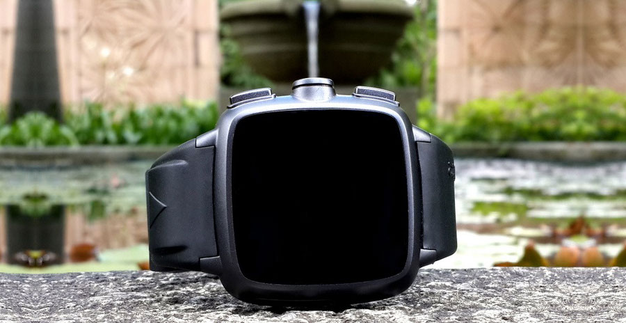 ساعت هوشمند ضدآب مجهز به دوربین ۵مگاپیکسلی