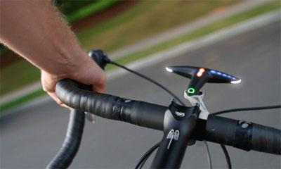 به کمک تلفن همراه خود دوچرخه سواری کنید!