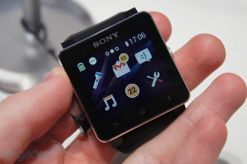 ساعت هوشمند سوني