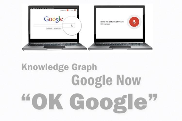جستجوی صوتی با  OK Google در اندروید