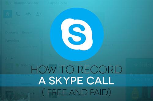 چگونه یک تماس ویدئویی را در اسکایپ ضبط کنیم؟