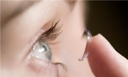 لنزهای چشمی هوشمند