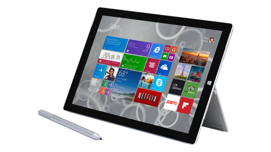 تبلت Surface Pro 3 ، لپ تاپ یا تبلت؟!