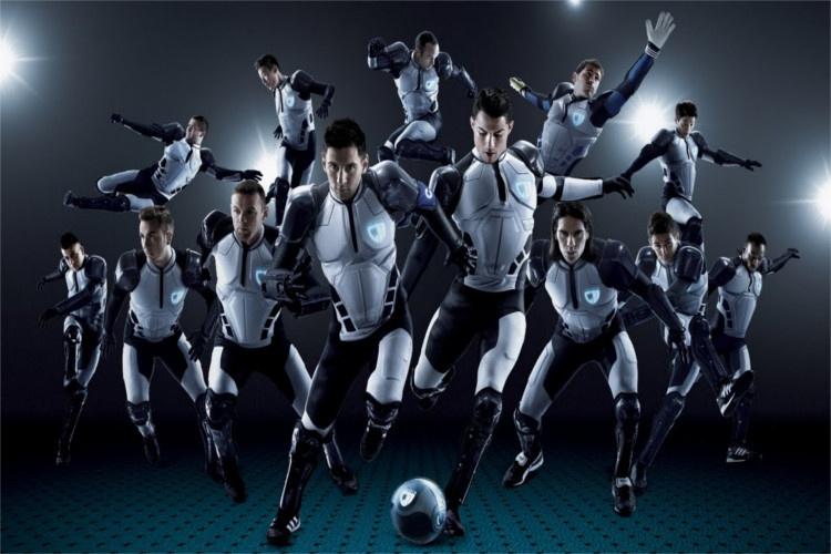 کمپین تبلیغات فوتبالی Galaxy 11 سامسونگ
