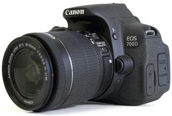 معرفی دوربین های DSLR با قیمت متوسط