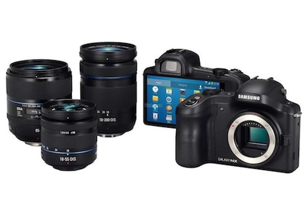 NX1 یک دوربین بدون آینه با حسگر ۲۸ مگاپیکسلی