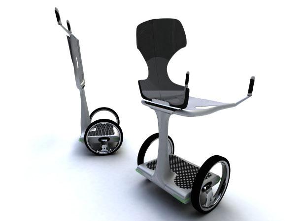 نسل جدید صندلی های چرخدار