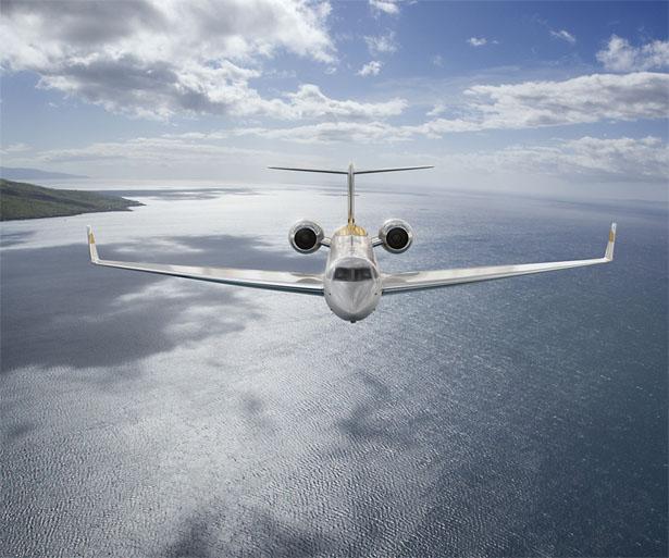 هواپیمای Gulfstream G550