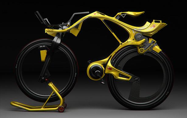 INgSoc دوچرخه ی فوق حرفه ای