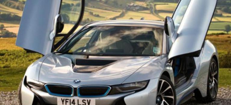 BMW i8؛ اسپرت رؤیایی هیبریدی بی ام دبلیو!