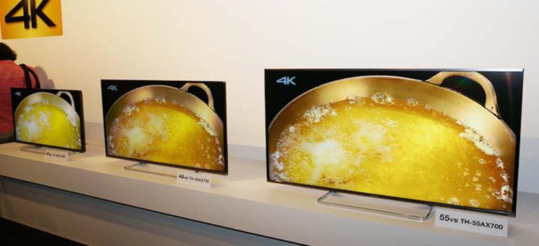 معرفی سه مدل جدید از تلویزیون های ۴K ویرا پاناسونیک