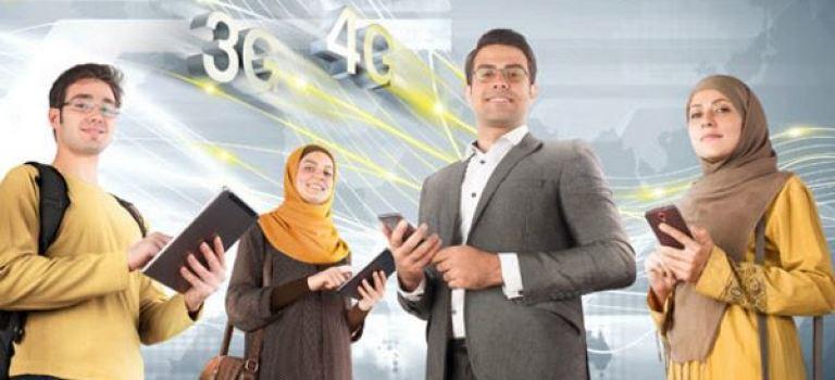 حضور ایرانسل در ایران تلکام با تمرکز بر ۳G و ۴G