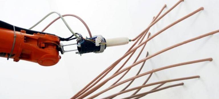 ایجاد ساختارهای ضد جاذبه توسط چاپگر ۳D Mataerial