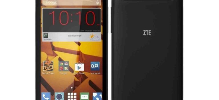معرفی ۲ گوشی جدید ZTE با نامهای Speed و Zinger