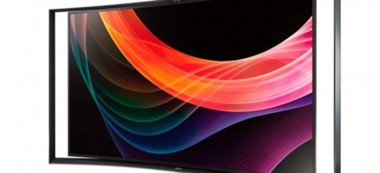 مزایای تلویزیونهای منحنی چیست؟