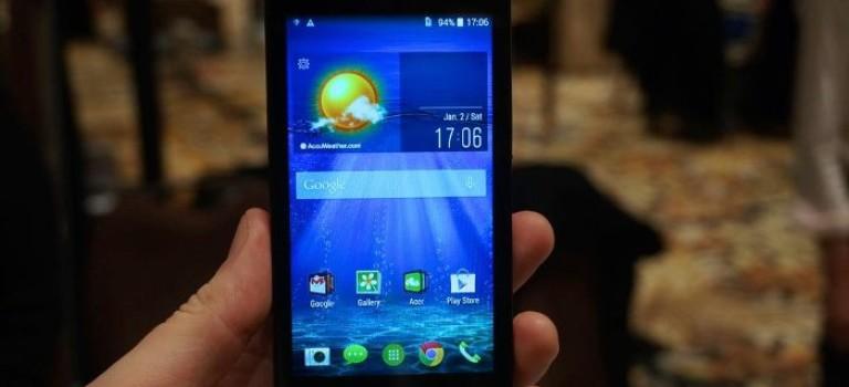 ایسر تلفنهای ارزانقیمت با Liquid Jade S و Liquid Z410 معرفی کرد