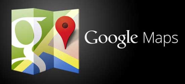 گوگل مپ دقتش را مدیون چیست؟