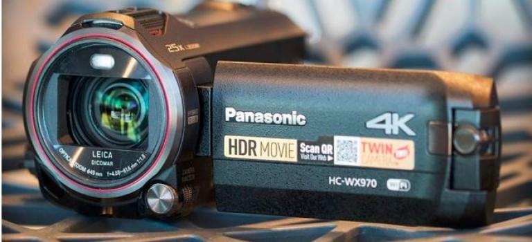 پاناسونیک دوربین فیلم برداری ۴K با قابلیت HDR را معرفی کرد