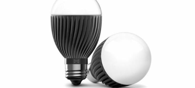 معرفی لامپ های هوشمند  Bolt شرکت Misfit