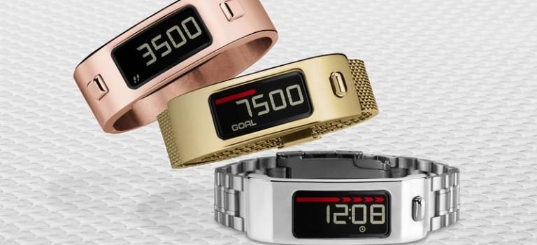 گارمین دستبند هوشمند خود را با طراحی جاناتان آدلر معرفی کرد
