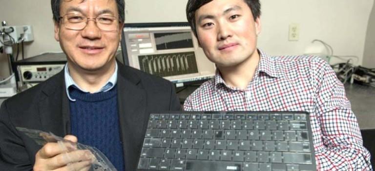 طراحی یک کیبورد هوشمند برای شناسایی کاربران از طریق الگوی تایپ