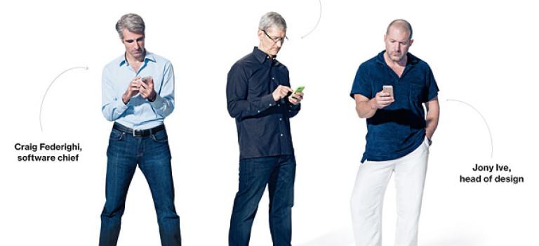 ۱۵ تن از مهمترین افراد اپل چه کسانی هستند؟!