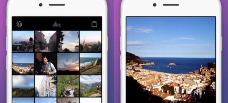 اپلیکیشن ویرایش حرفه ای تصاویر Darkroom برای  iOS