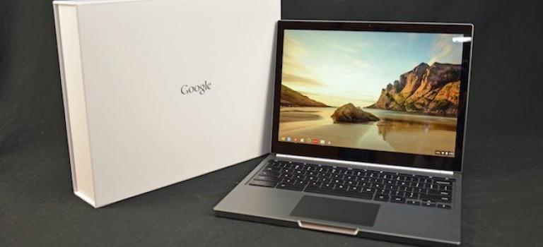 کروم بوک جدید گوگل به نام Pixel 2 در راه است