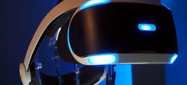 هدست واقعیت مجازی پلی استیشن ۴ نیمه اول ۲۰۱۶ عرضه می شود