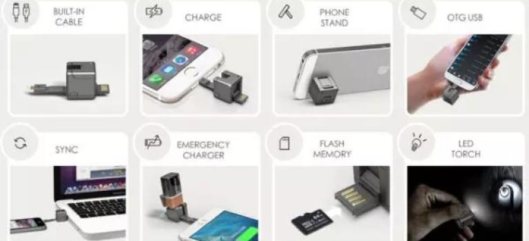 WonderCube مکعبی شگفت انگیز برای تلفن هوشمند شما