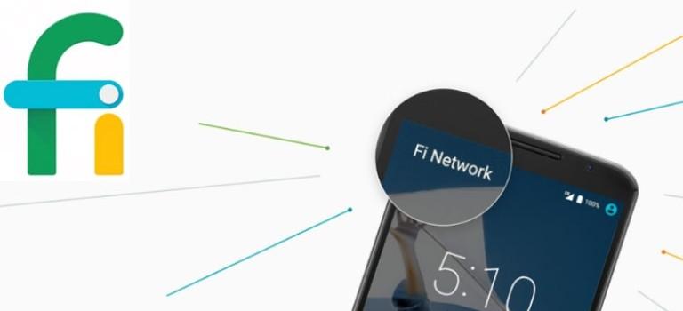 گوگل سرویس بی سیم Project Fi را رسما راه اندازی کرد