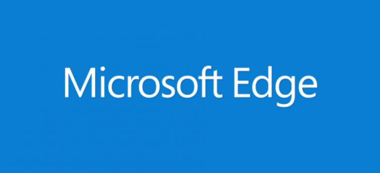 مرورگر جدید مایکروسافت Edge نام گرفت
