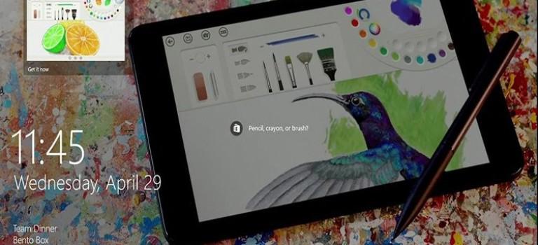 معرفی قابلیت Windows Spotlight  برای ویندوز ۱۰