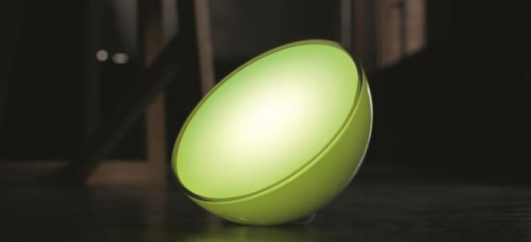 فیلیپس چراغ های وایرلس Hue Go را معرفی کرد