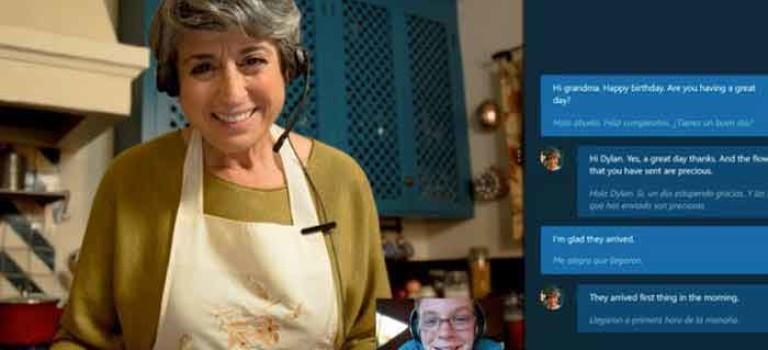 عرضه سرویس ترجمهی آنی مکالمات Skype برای تمامی نسخهها از سوی مایکروسافت