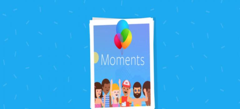 اشتراکگذاری خصوصی تصاویر با اپلیکیشن Moments جدیدترین محصول فیسبوک