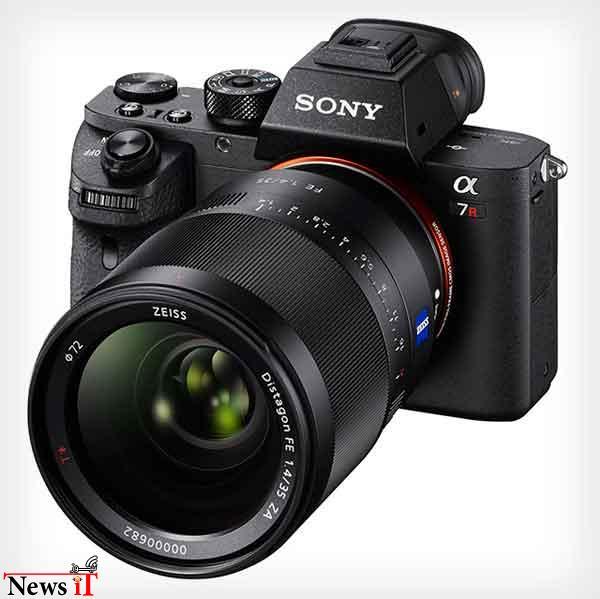 نسل دوم دوربین آلفا ۷R سونی معرفی شد