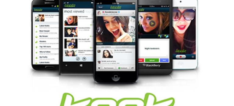 شبکه اجتماعی Keek مخصوص ویدیوهای ۳۶ ثانیهای