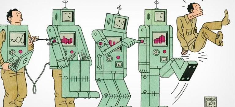 ربات ها تا کجا پیش میروند؟