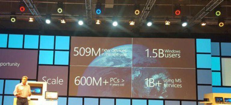 مایکروسافت تعداد کاربران ویندوز ۱۰ را ۷۵ میلیون نفر در بیش از ۱۹۲ کشور اعلام کرد